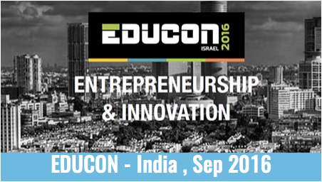 Educon, India, Sep 2016