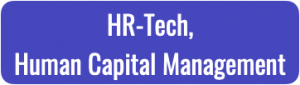 HR-Tech, Human Capital Management