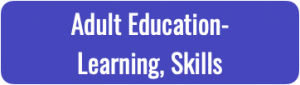 Adult Education, Learning, Skills
